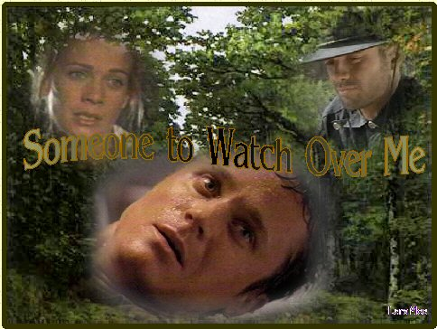 Someone To Watch Over Me by Luna Dey, graphic by LaraMee